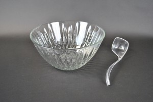 Glass Punch Bowl – 3 gal.