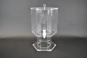 Plexiglass Drink Dispenser (2.5 gal)