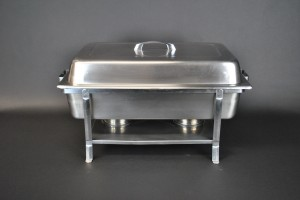 8 Qt. Rectangular - Full Pan, Half Pan, & Triple Pan