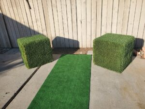 green turf bundle, party rentals near me